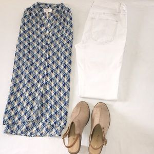 Laundry by Shelli Segal Shell Blouse